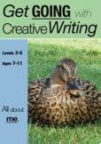 All About Me: Get Going With Creative Writing (7-11) Printed And Posted Edition
