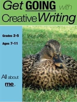 All About Me: Get Going With Creative Writing Series (US Eng Edition) Grades 2