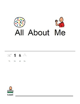 All About Me: Get to know your students for the new year.