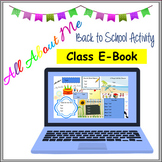 All About Me-Getting To Know You Editable Digital Beginnin