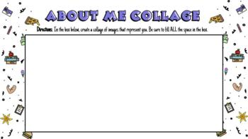 All About Me Google Slides Template