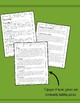 All About Me Graphic Organizer: intro activity upper elementary & middle school