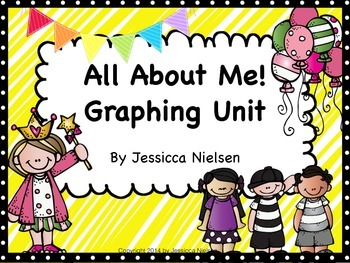 All About Me! Graphing Unit