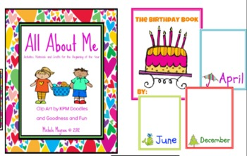 All About Me: Great Activities for the Beginning of the Year