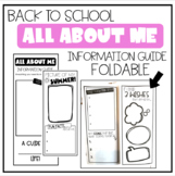 All About Me Information Guide