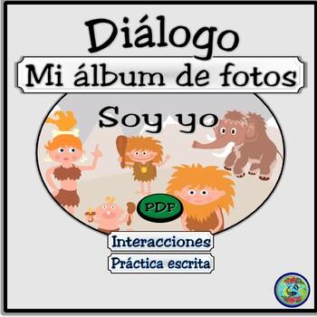 All About Me Bilingual Dialogue - Soy Yo Diálogo Bilingüe Interactivo