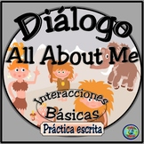 All About Me Bilingual Dialogue - Soy Yo Diálogo Bilingüe Interactivo