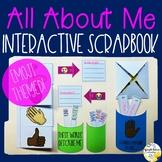 Self-Concept and Self-Esteem ScrapBook All About Me Intera