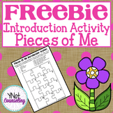 All About Me: Introduction Activity