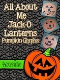 All About Me Jack-O-Lanterns: Pumpkin Glyphs