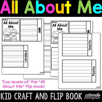All About Me Kid