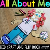 All About Me Kid - Back to School Activities