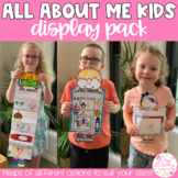 All About Me Kids Display Pack