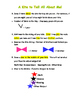 All About Me Kite Glyph Activity!