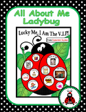 All About Me Ladybug VIP Poster
