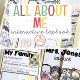 ALL ABOUT ME INTERACTIVE LAPBOOK