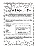 All About Me ~ Me Bags