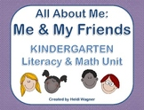 All About Me: Me & My Friends Unit