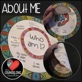 All About Me Mindfulness Craft