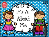 All About Me Mini Unit