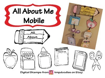 """All About Me"" Mobile"