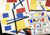 All About Me: Mondrian Collage Bundle