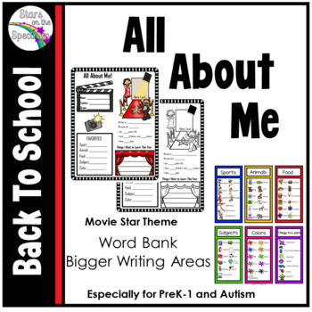 All About Me Movie Star Theme