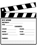 All About Me - Movie Themed