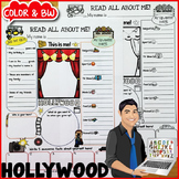 Hollywood All About Me Poster