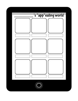 """All About Me- My """"App""""ealing World"""