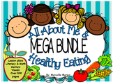 All About Me, My Body, Feelings, 5 Senses & Healthy Eating BUNDLE MEGA PACK