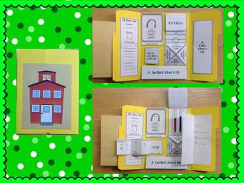 All About Me & My Class Lapbook