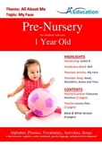 All About Me - My Face : Letter B : Ball - Pre-Nursery (1 year old)
