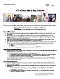 All About Me & My Future: Career Project