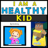 All About Me - My Healthy Body Craftivity