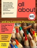 All About Me & How I Learn:  An Interactive Kit of Web Too