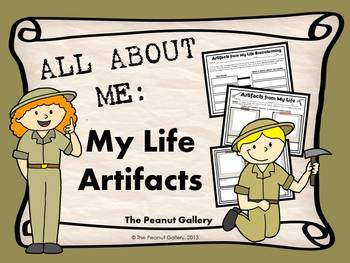 All About Me: My Life Artifacts
