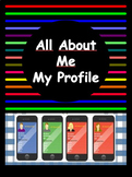 All About Me - My Profile