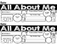 All About Me Nameplate