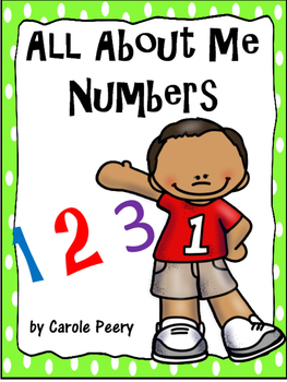 All About Me Numbers