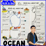 Ocean All About Me Poster