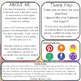 All About Me Pages or Templates for K-3: For Pic Collage or Printing