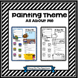All About Me Painting Theme