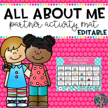 All About Me- Partner Activity
