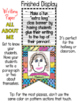 All About Me Pennant: Back to School Pennant: Back to School Activity Banner