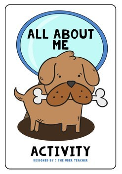 All About Me - Pawsome Fun