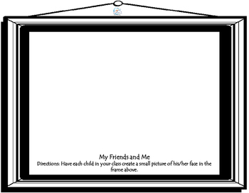 All About Me Posters - First Day of School Activity