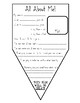 All About Me Pennant-2 DESIGNS! (Perfect for Back to School!)
