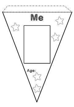 All About Me Activity (Back to School)