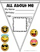 All About Me Pennant Emoji